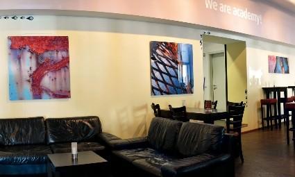 academy - die Lounge