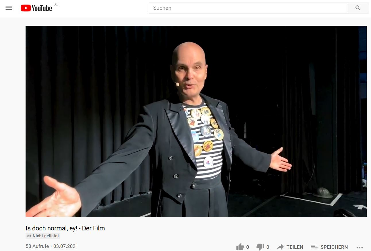 """""""Is' doch normal, ey! - Der Film"""""""