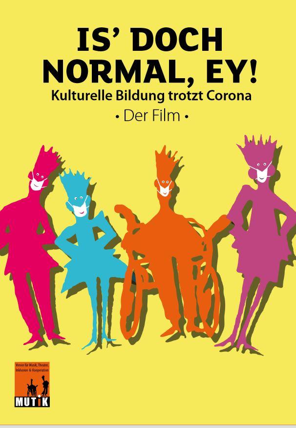 """""""Is' doch normal, ey!"""" - Der Flyer"""