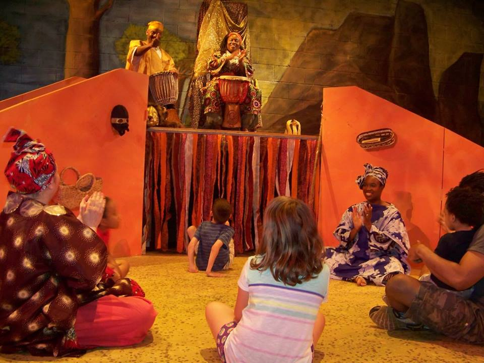 """Sundiata"" with Talespinner Children's Theatre"