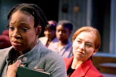 """The Bluest Eye"" at Karamu House"