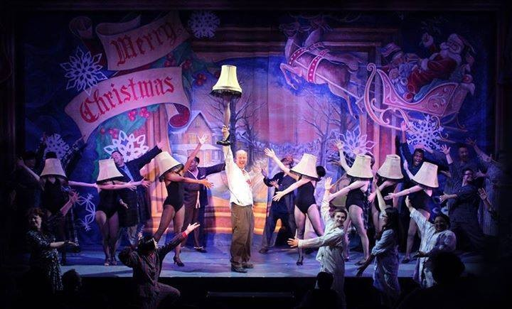 """A Christmas Story: the Musical"" at Near West Theatre"