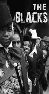 """""""The Blacks: A Clown Show"""" at Karamu House Theatre"""