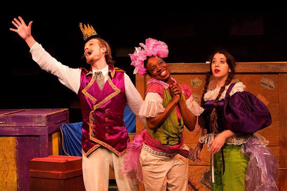 """""""The Tinderbox"""" at Talespinner Children's Theatre"""