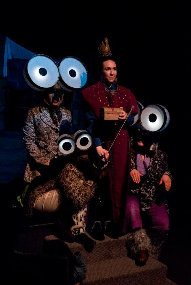 """The Tinderbox"" with Talespinner Children's Theatre"
