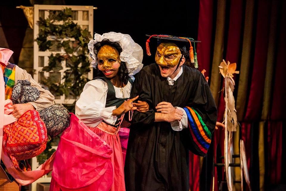 """""""Golden"""" at Talespinner Children's Theatre"""
