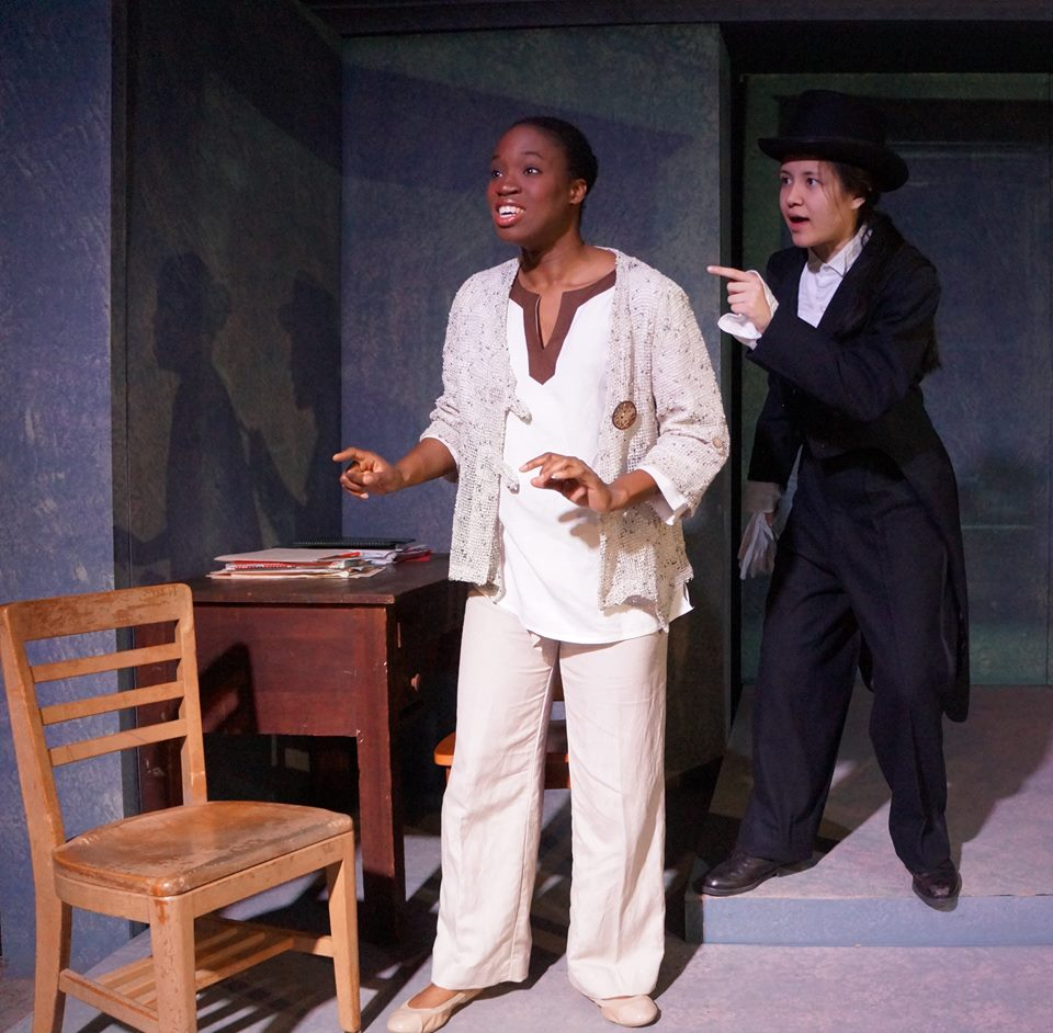 """To the Orchard"" at Playwrights Local"