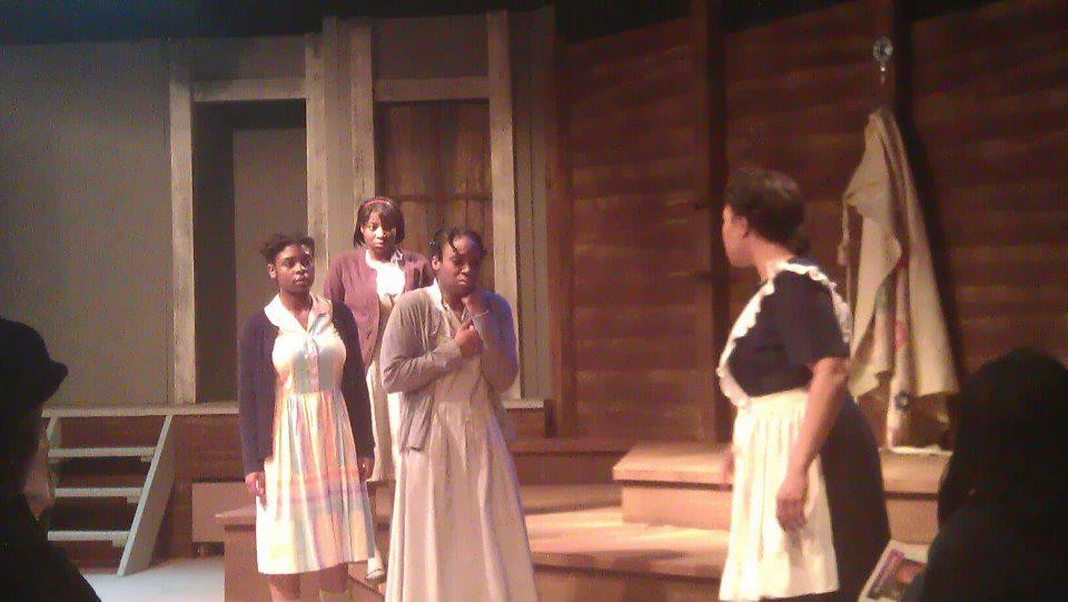 """The Bluest Eye"" at Karamu House Theatre"