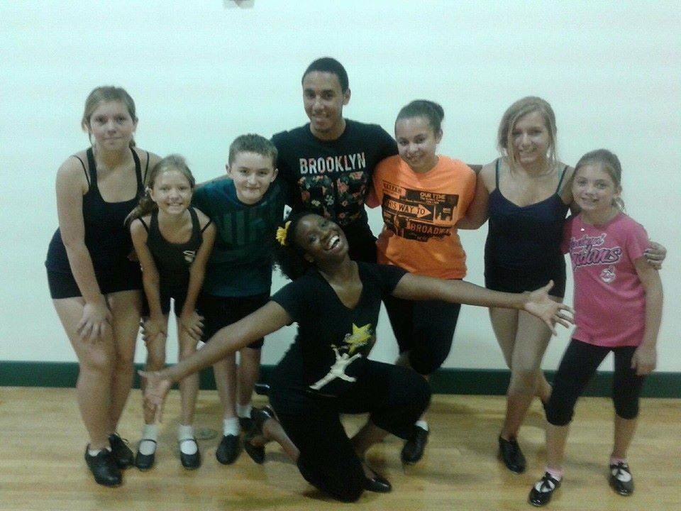 Broadway Tap and Choreography Intensive