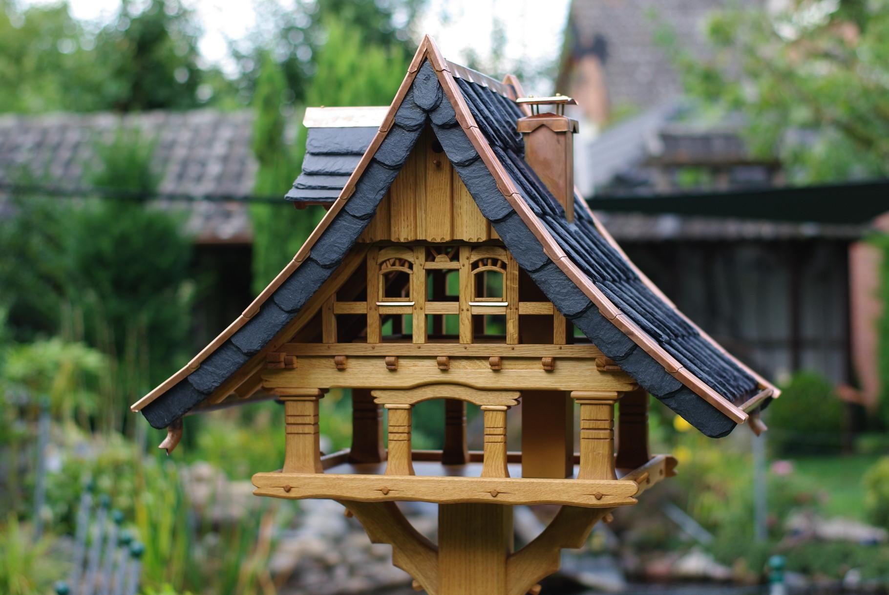 """Vogelhaus """"Zwei in Eins"""""""