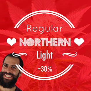 soldes fevrier nirvana seeds - northernlights