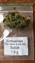 Bubbles coffeeshop de hut la haye