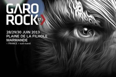 garorock evenement 2013