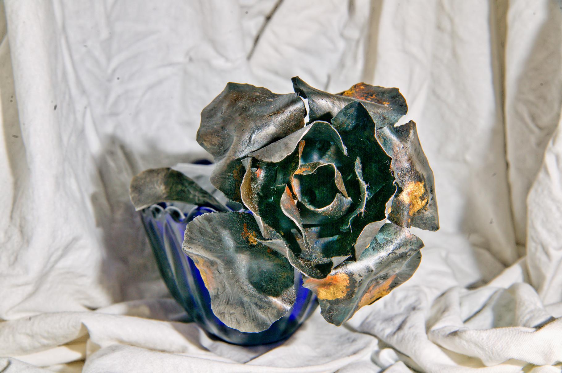 Rose aus Eisen - Telchinen-Schmiede