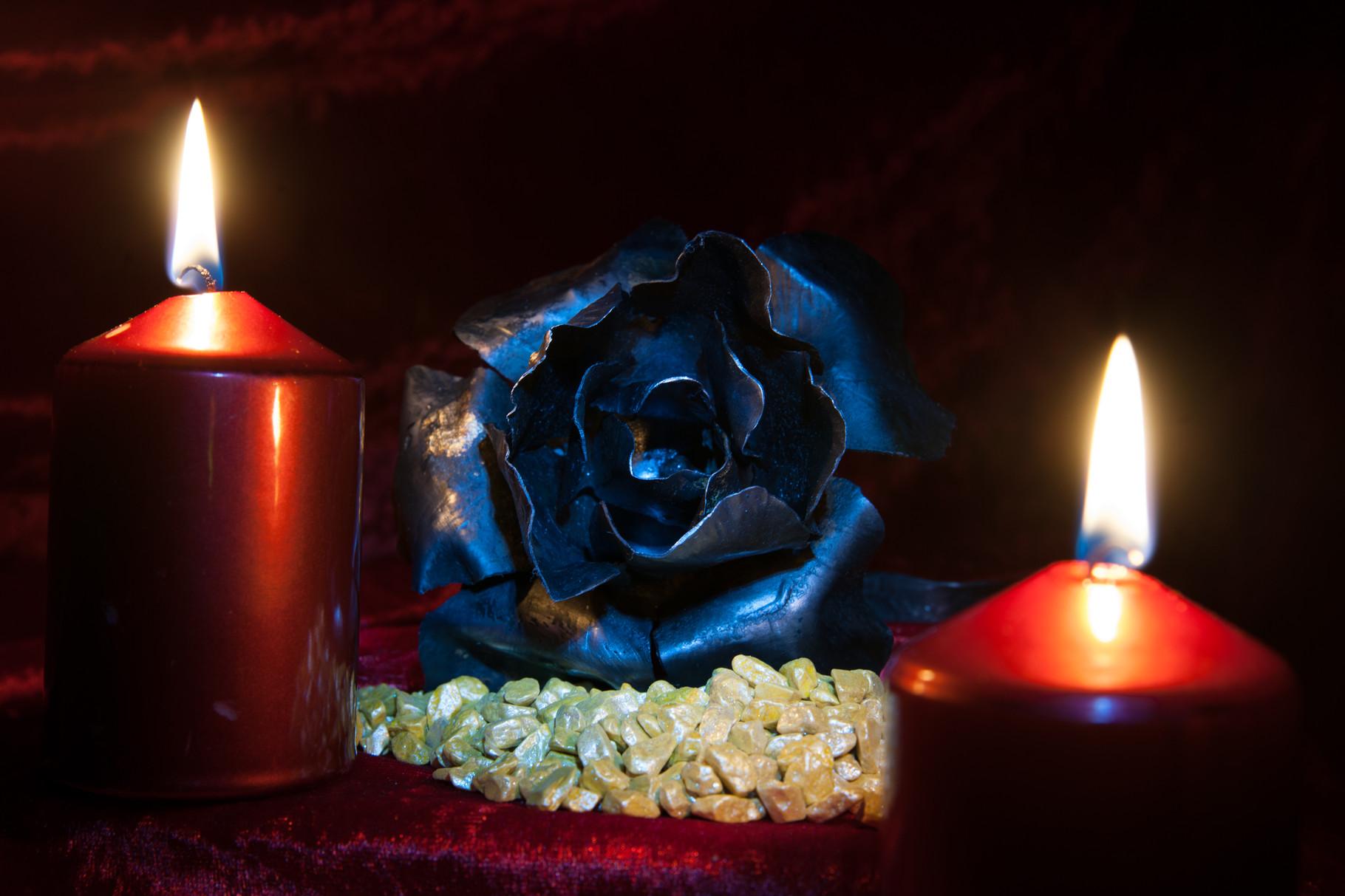 Iron Rose - Blacksmithing