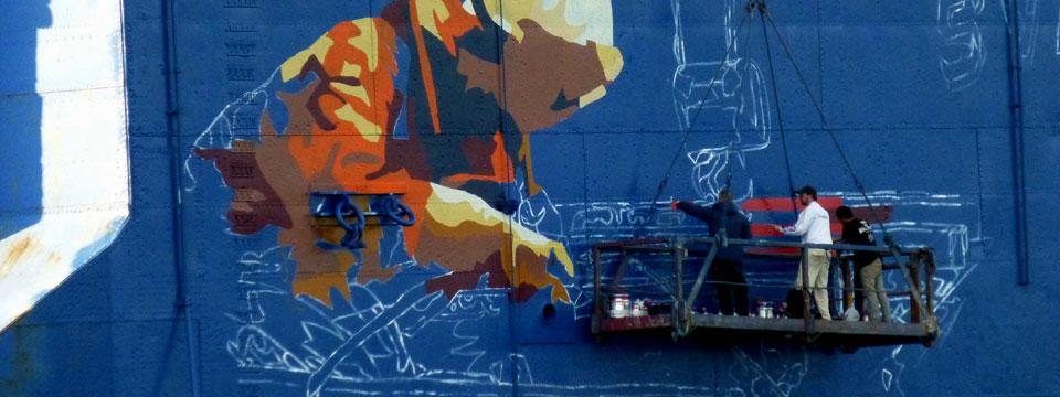 Project Blue Dock Denmark