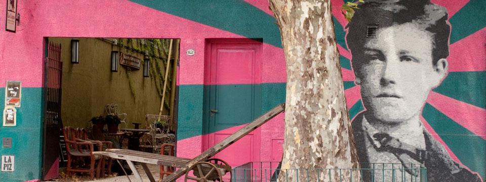 Lapiz Buenos Aires Rimbaud