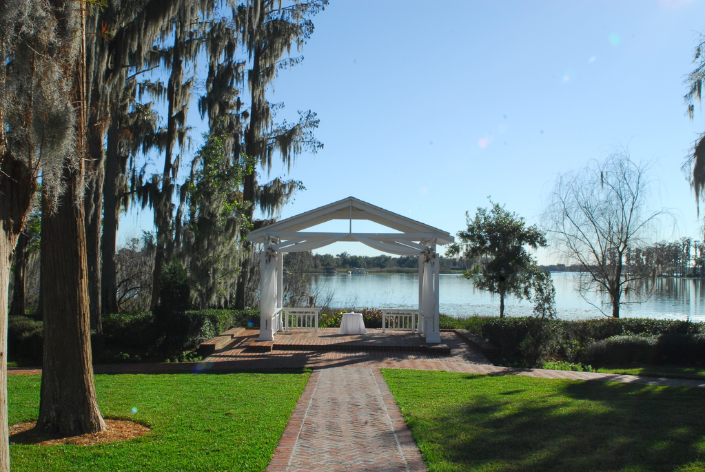 The Estate House At Cypress Grove Park Weddings Inc