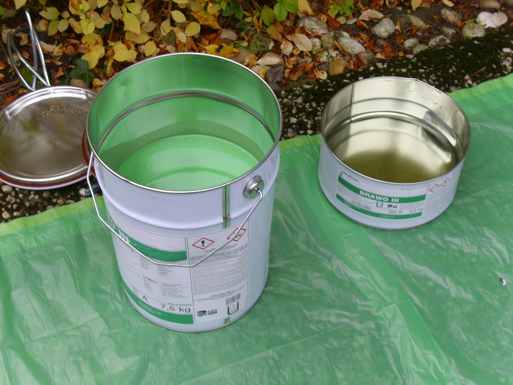 2-Komponenten-Epoxidharz