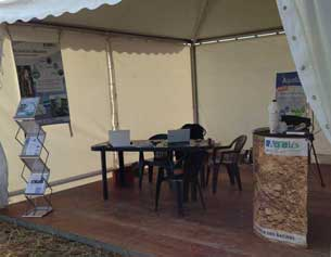stand Agralis irrigation