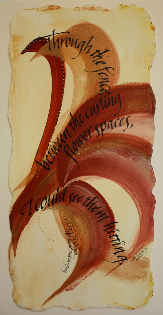Qoute by William Faulkner  $195