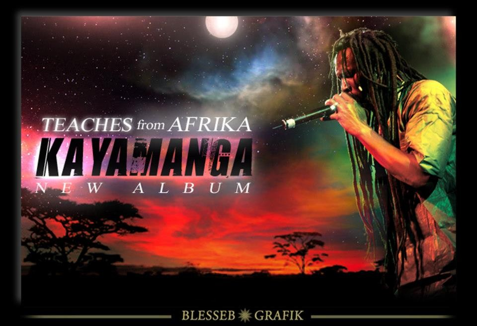 "Brand New Album "" Teaches from Afrika"""