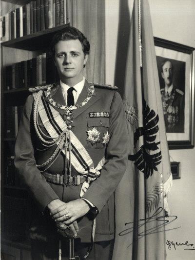 Leka Zogu I - roi des albanais
