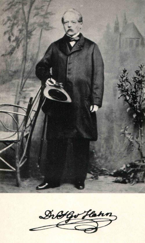 Johan G. Von Hahn