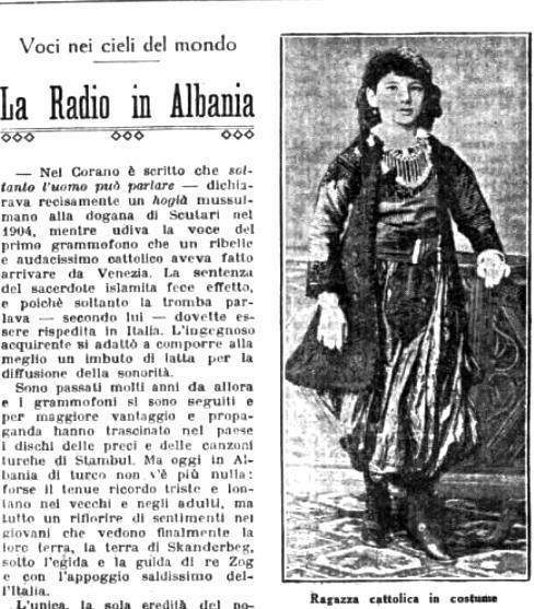 Burimi : Radiocorriere, 2 maj 1931, f.15