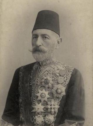 Turhan Pasha (Turhan Përmeti)  (1846 – 1927)