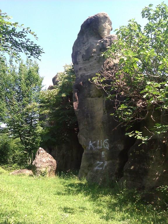 Guri i Dervishit (La pierre de Dervishi)