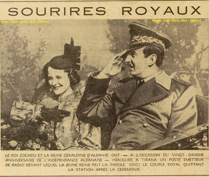 Burimi : Excelsior, e  shtunë, 3 dhjetor 1938, f.8 – gallica.bnf.fr / Bibliothèque nationale de France