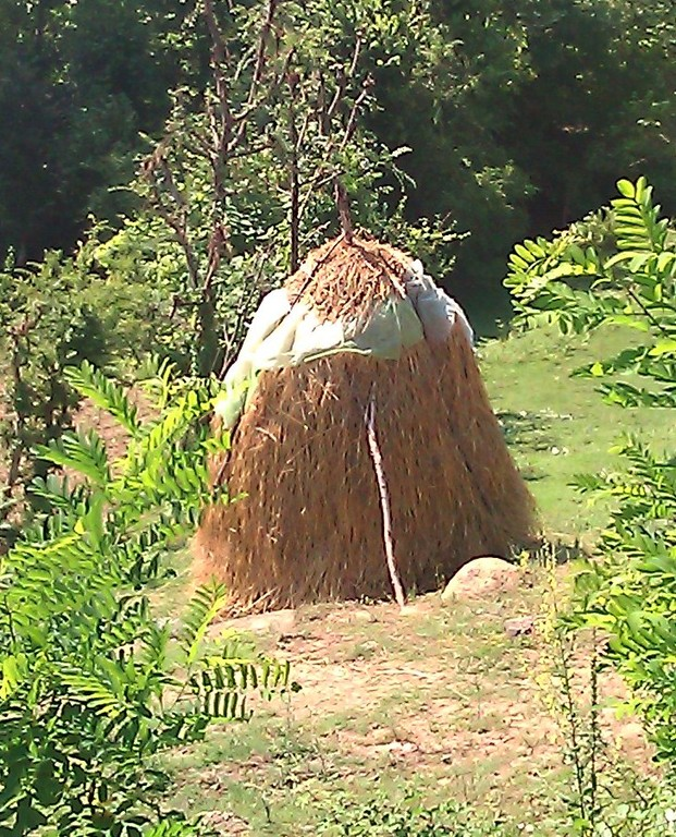 Mullar bari (Méthode de conserver le foin)
