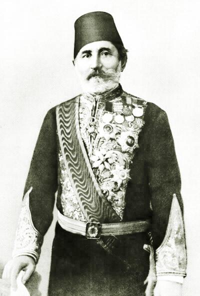 Pashko Vasa (1825 - 1892)