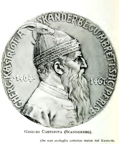 Gjergj Kastrioti Skënderbeu (6 maj 1405 – 17 janar 1468)