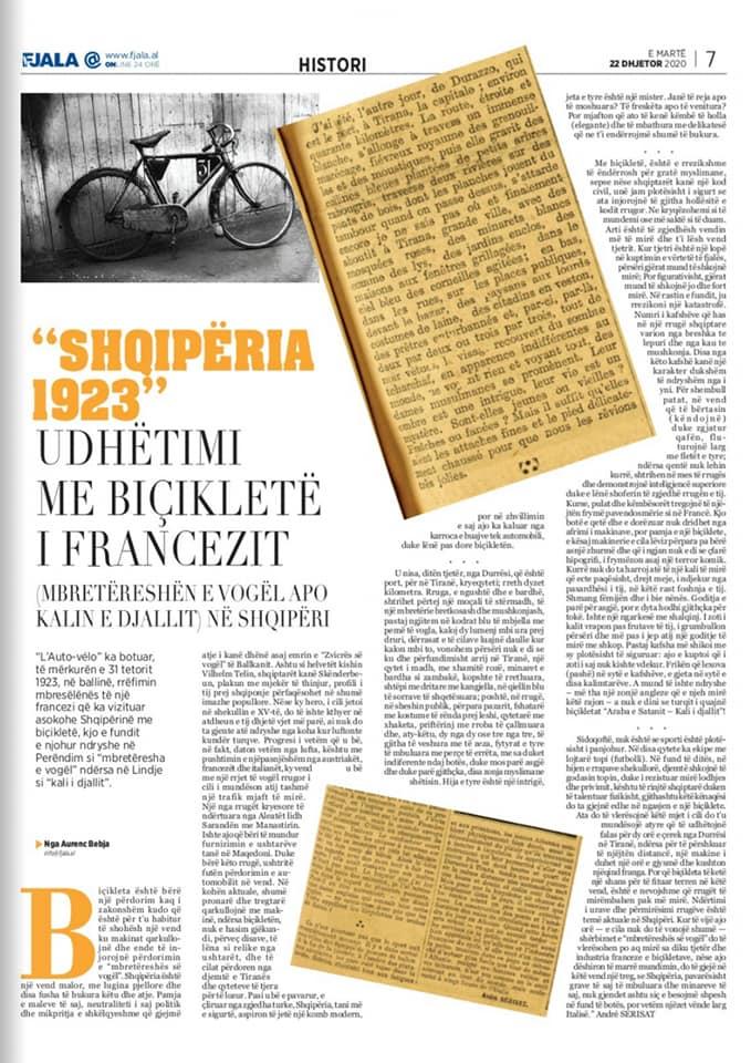 """Gazeta """"Fjala"""", e martë, 22 dhjetor 2020, f.7"""