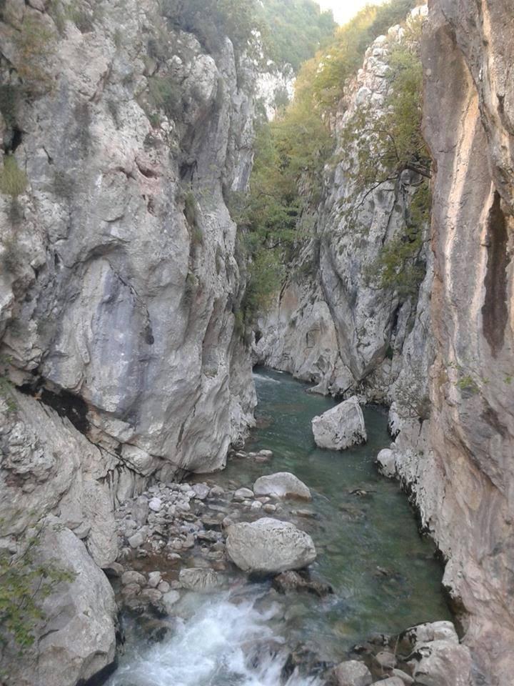 Kanioni i Lumit Urakë