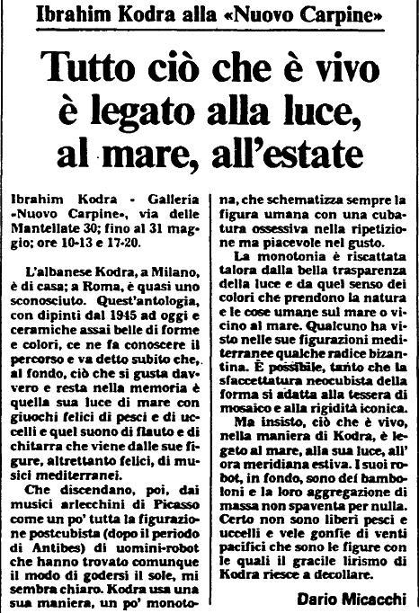 Burimi : L'Unità, e enjte, 27 maj 1982, f.14