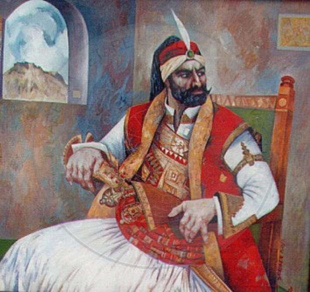 Mustafa pashë Bushatlliu (1797 – 1860)