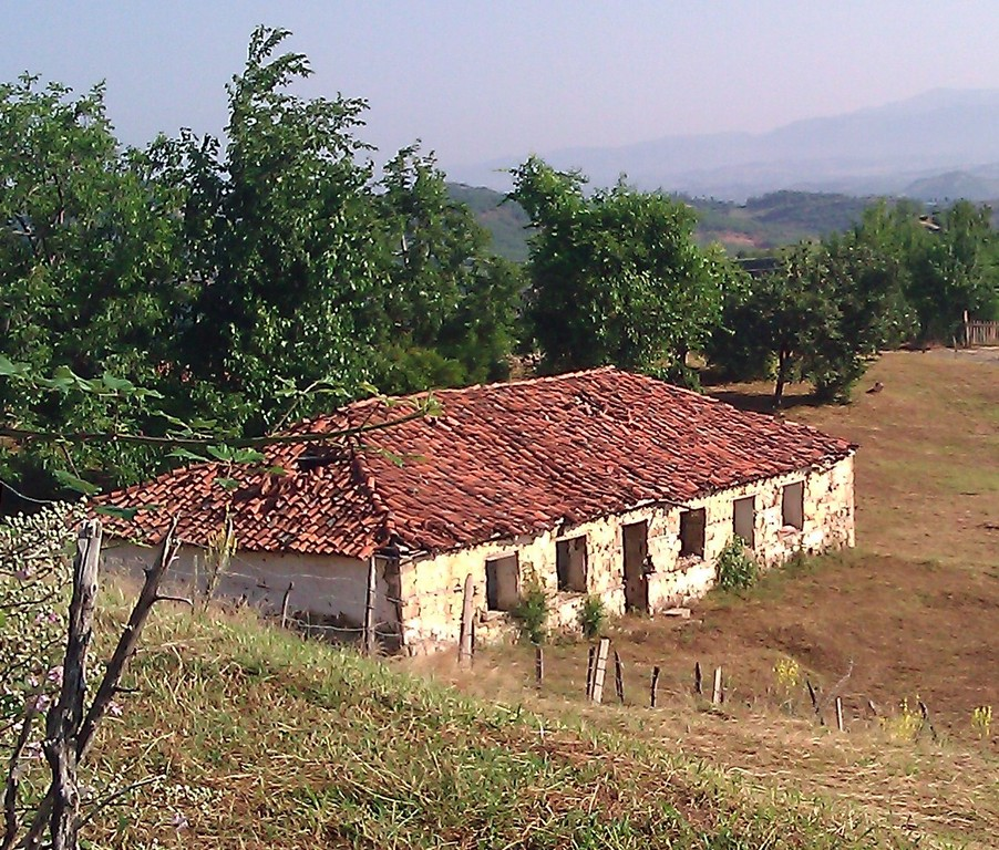 Shkolla e vjetër (La vieille école)
