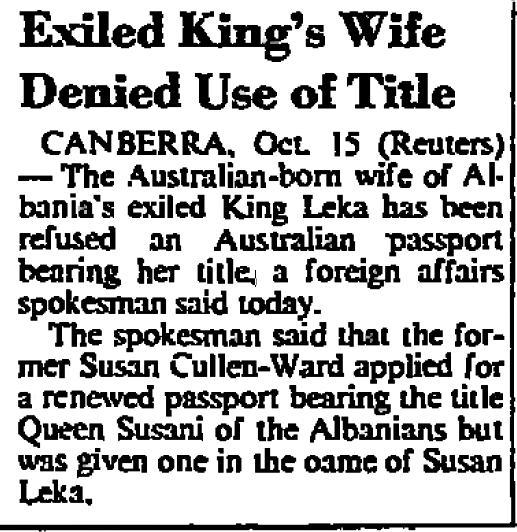 Burimi : International Herald Tribune, 16 tetor 1979, f.7