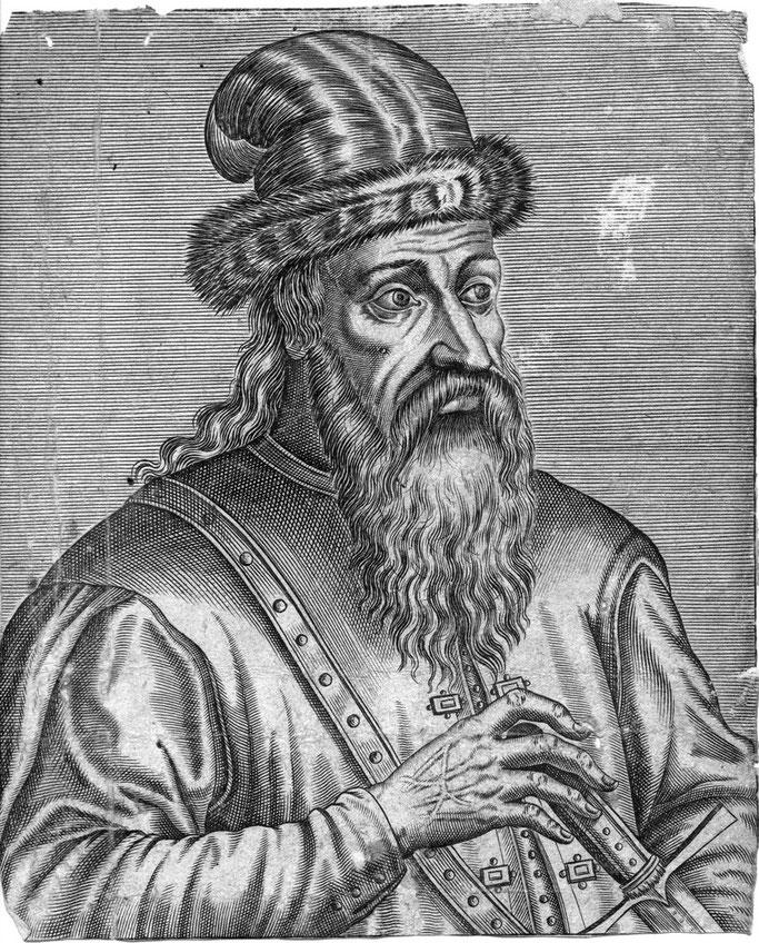 Gjergj Kastrioti (1405 – 1468)