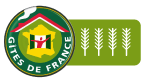 "La Margue is ranked 4 stars by ""Gîtes de France"""