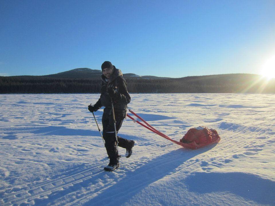 300 Meilen Yukon Arctic Ultra 2012