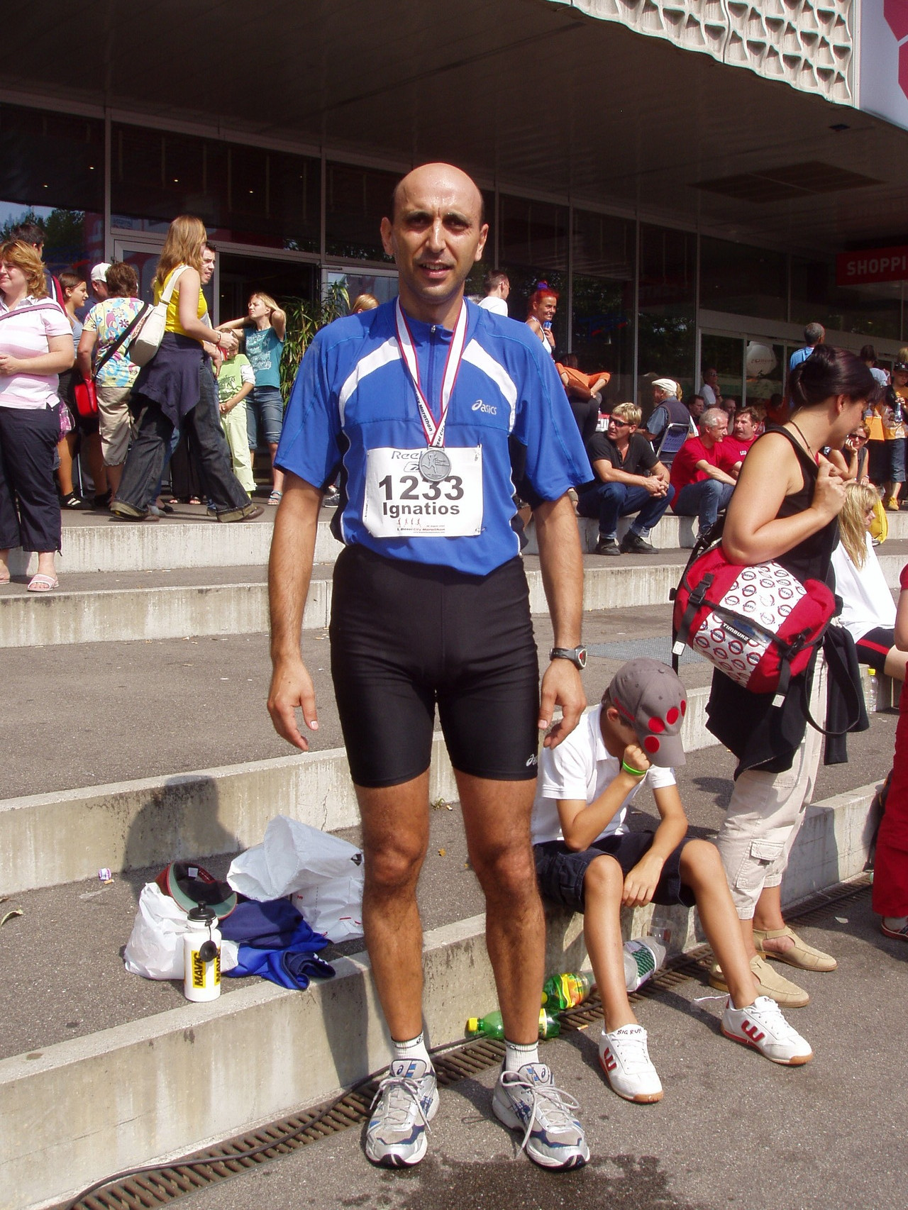 1. Basel City Marathon 2005
