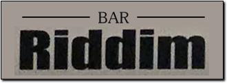 BAR Riddim(バー リディム)