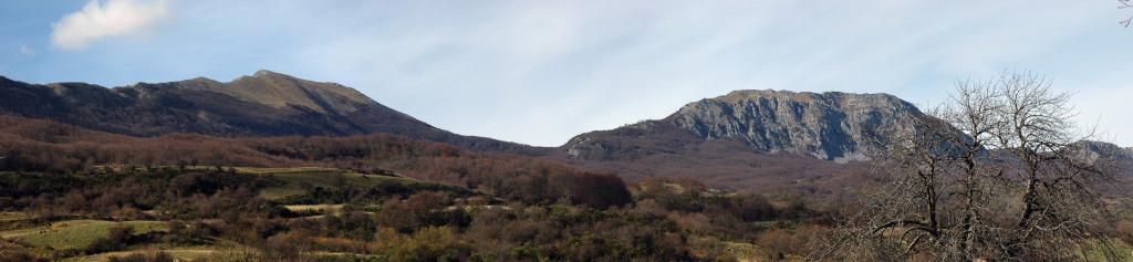 Serra Dolcedorme e Serra delle Ciavole - Pollino Nationa Park