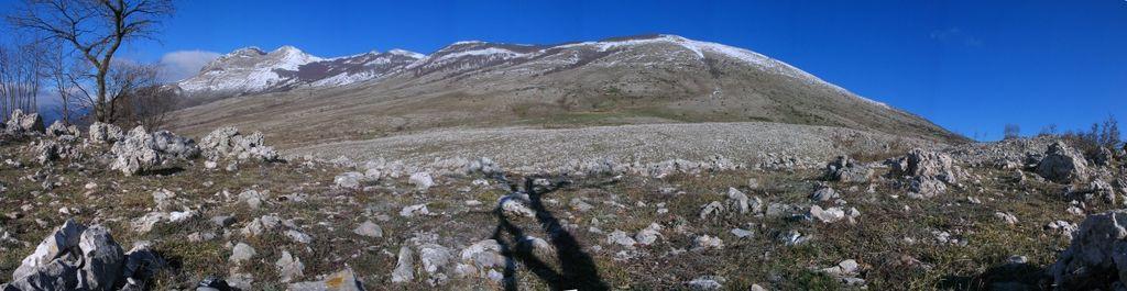 Colle Calderaio - Pollino National Park