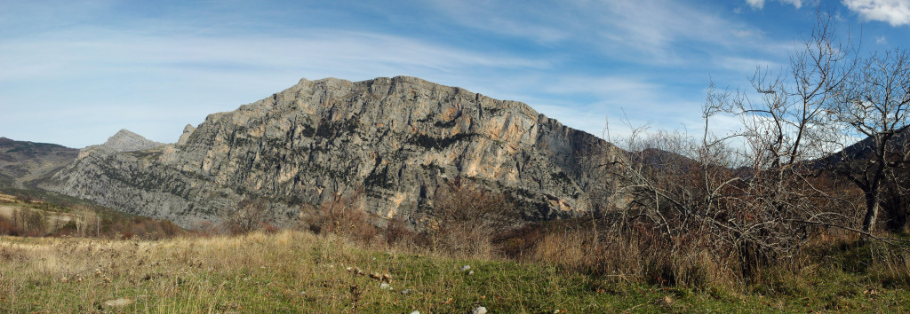 Timpa di San Lorenzo - Pollino National Park