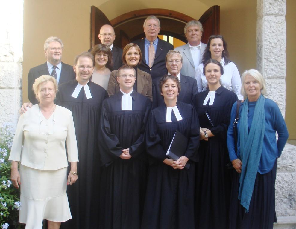 Besuch von Dr. Margot Käßmann zum 250-jährigen Jubiläum